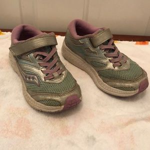 Saucony Girls Cohesion Size 13